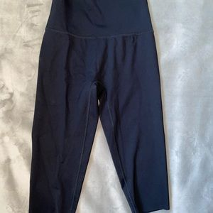 Aerie Chill Play Move Cropped Leggings S Small